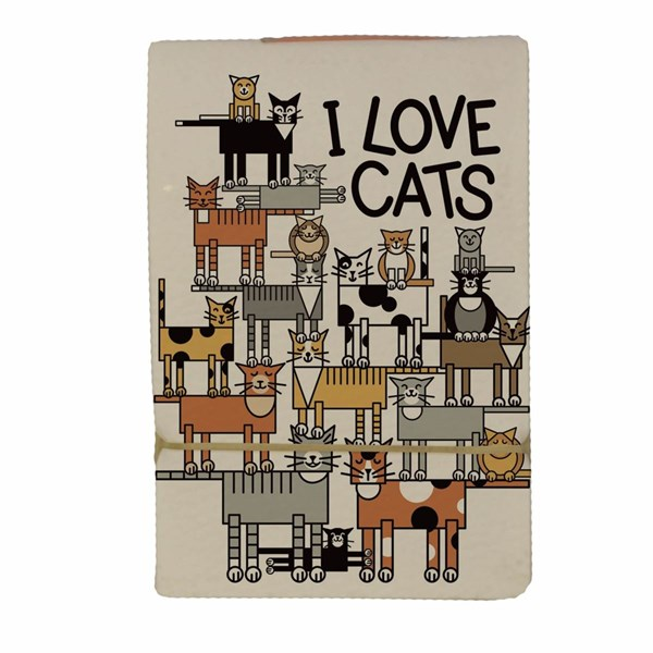 I Love Cats Not Defteri