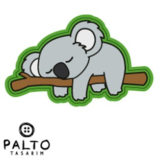 Koala Tekli Sticker